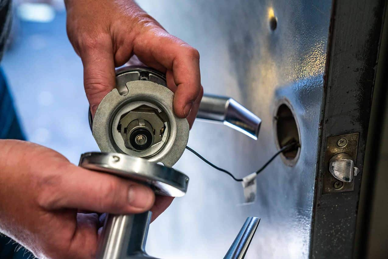 Commercial Locksmith Los Angeles